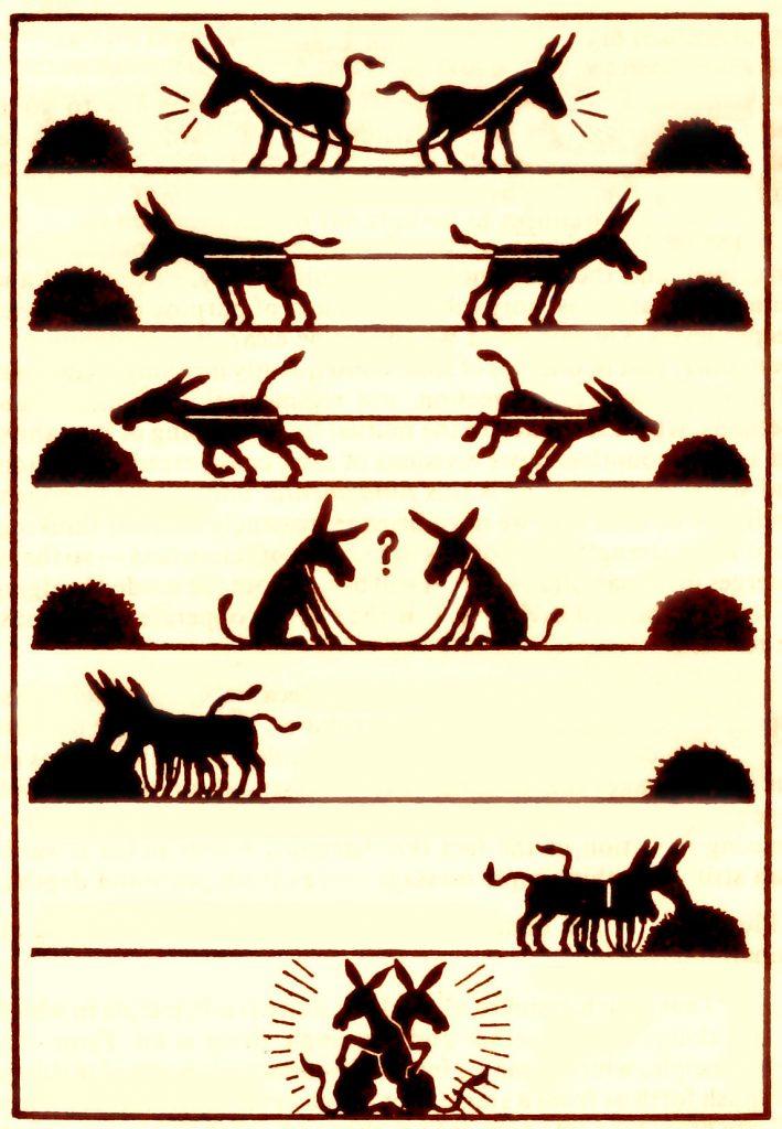 Samarbejdets stadier
