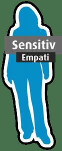 Sensitiv empati