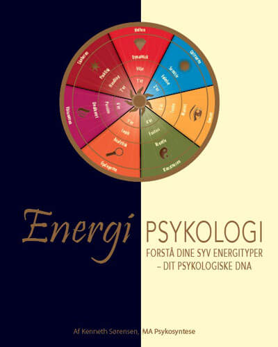 Energipsykologi af Kenneth Sørensen – bogomtale