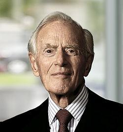 Arnold Mærsk Mc-Kinney Møller, 1913-2012