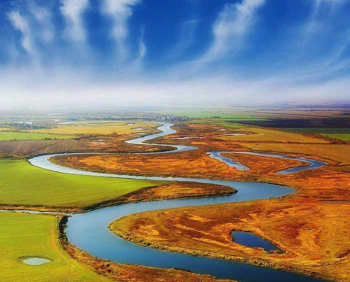 Meditation på den sensitive livsflod