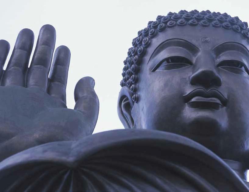 Buddha - Meditation på visdom