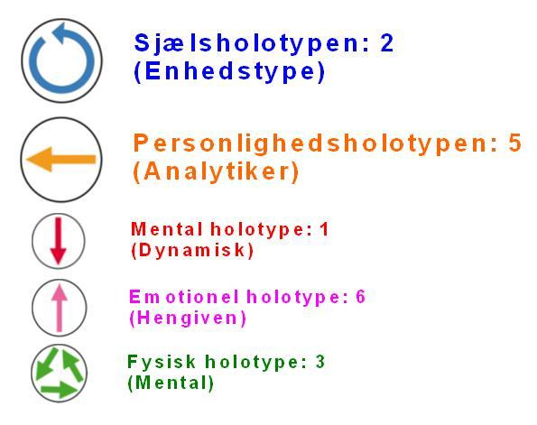 De fem energityper fra krop til sjæl