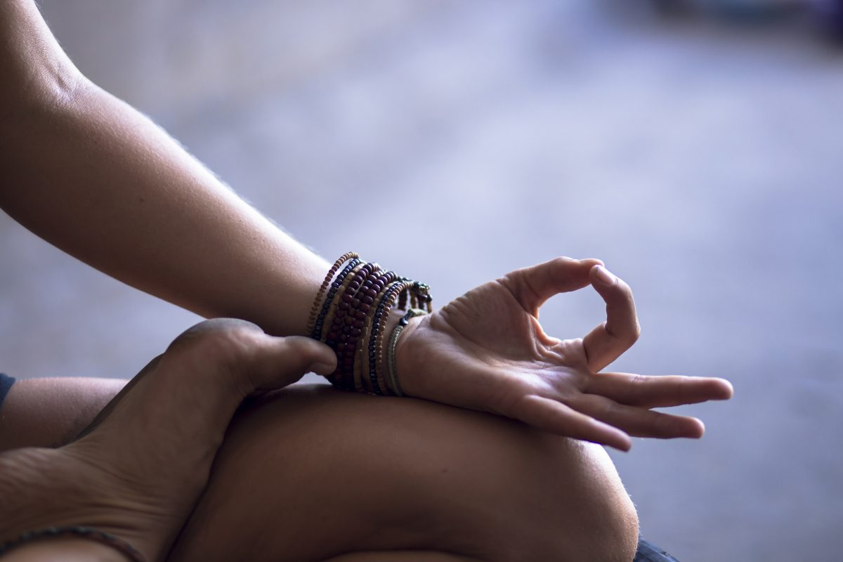 Integral Meditation and Mudra