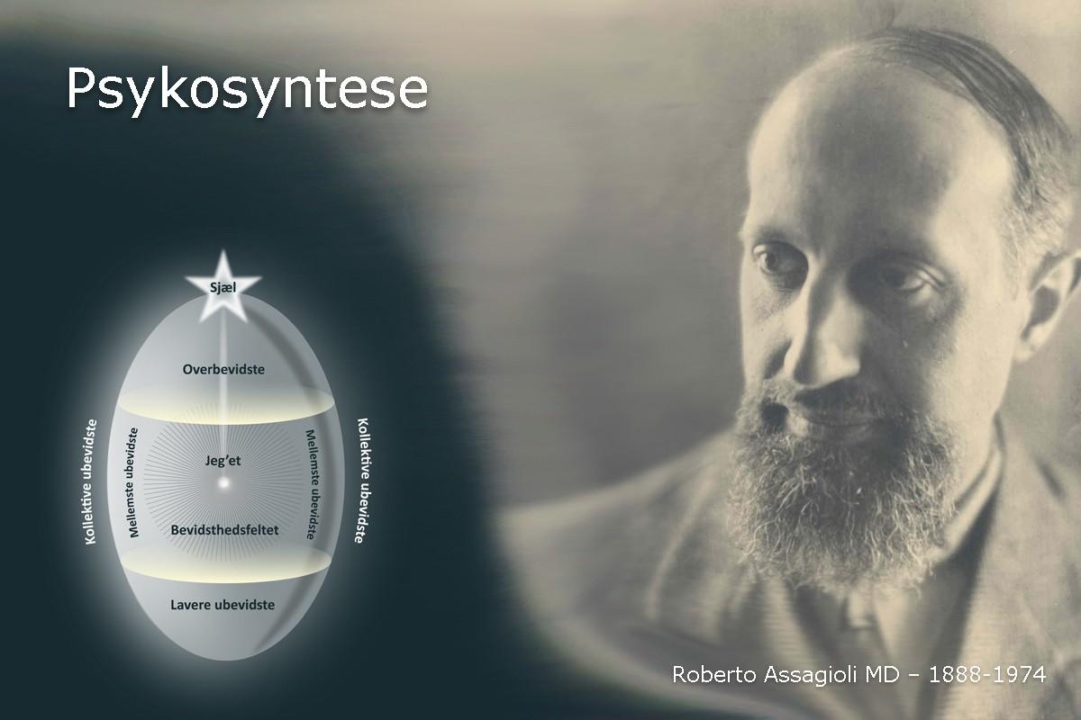 Psykosyntese - Assagioli's Ovaldiagram