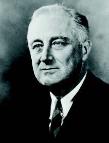 Franklin Rooosevelt
