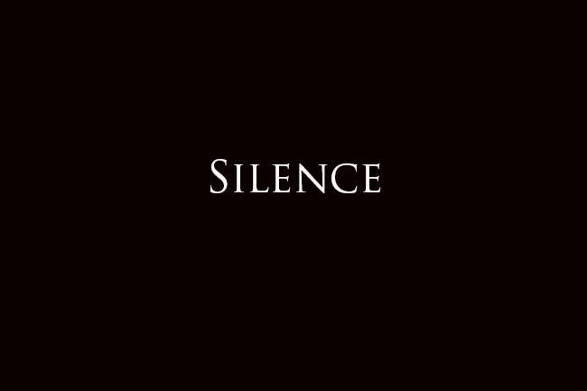 Meditation and silence