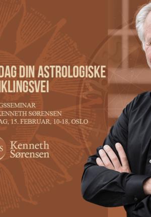 Astrologirejsen, Kenneth Sørensen